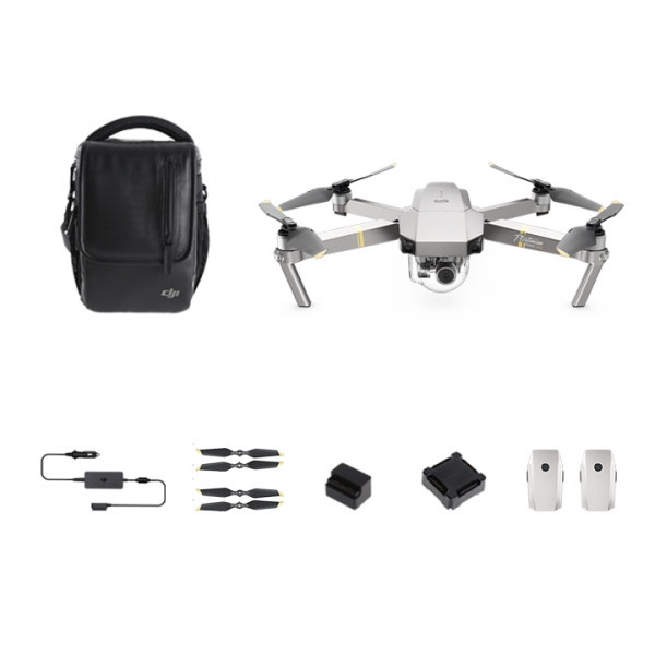картинка Mavic Pro Platinum Fly More Combo от магазина Gimmik.ru